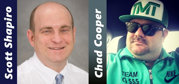 Scott Shapiro and Chad Cooper on The Mike Abadir Show