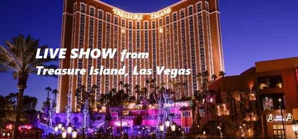 The Mike Abadir LIVE SHOW From TI Las Vegas
